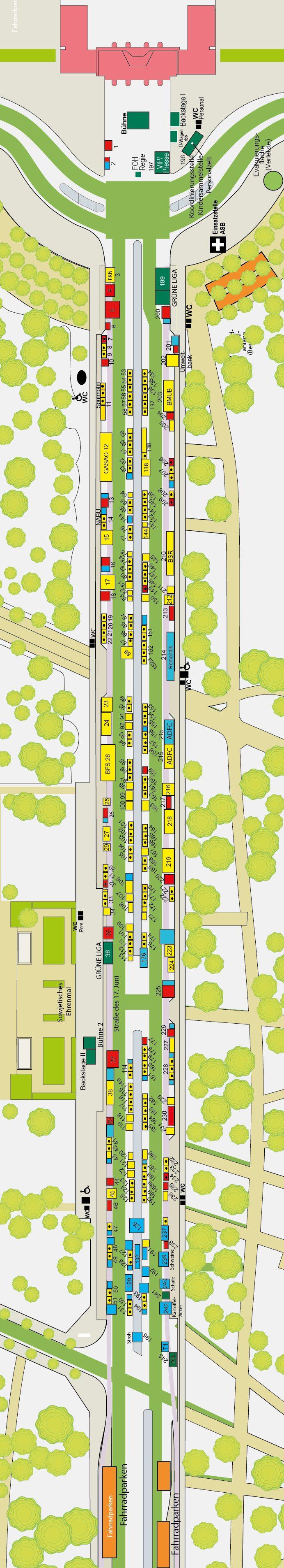 Lageplan Homepage