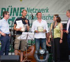 Großer Preis des Umweltfestivals 2016 für Ecogon