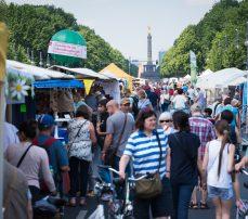 Umweltfestival 2016 Straße des 17. Juni