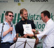Großer Preis des Umweltfestivals für EcoGon