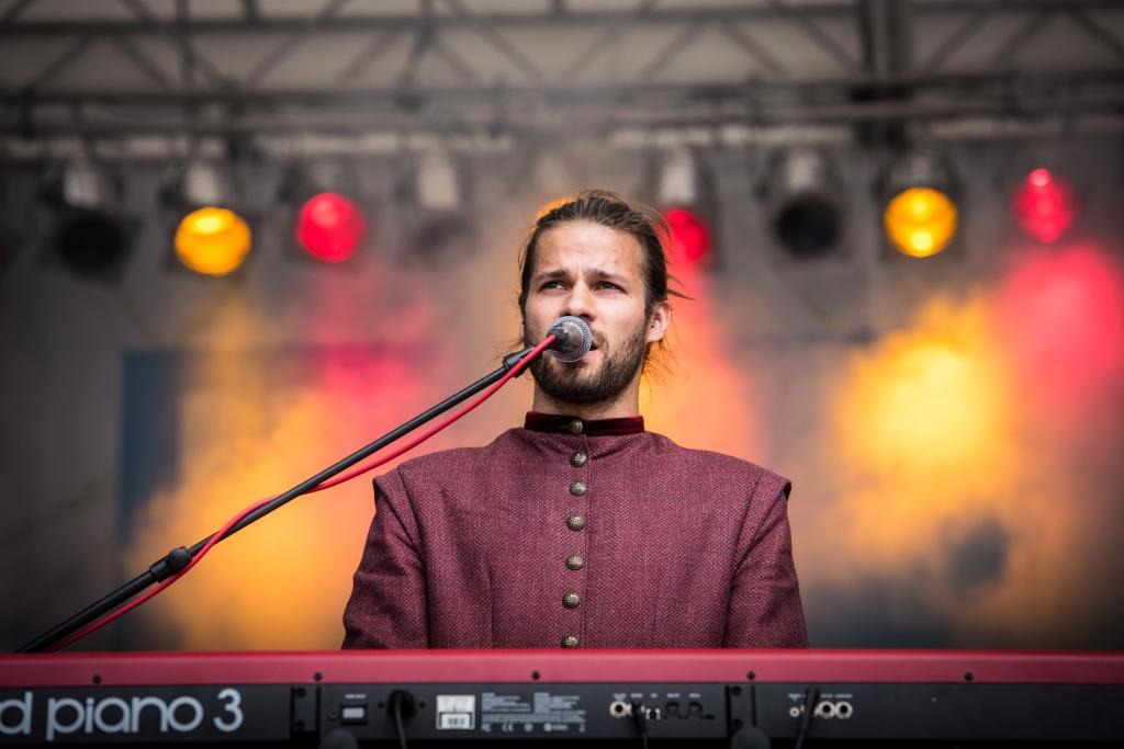 Foto: Sebastian Hennings, Band Beranger